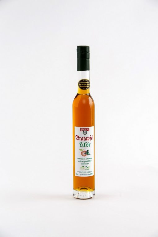 Bratapfel-Likör 350 ml 050