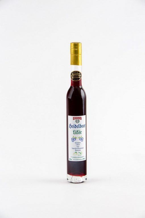 Heidelbeer-Likör 350 ml 052